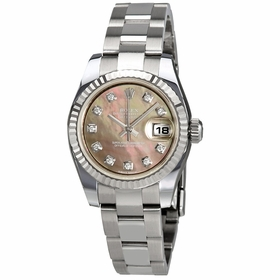 Rolex 179174BMDO Lady Datejust 26 Ladies Automatic Watch