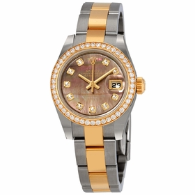 Rolex 179383BKMDO Datejust Ladies Automatic Watch