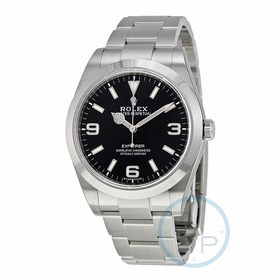 Rolex 214270BKASO Explorer Mens Automatic Watch