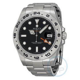 Rolex 216570BKSO Explorer II Mens Automatic Watch