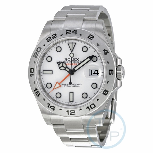 Rolex 216570WSO Explorer II Mens Automatic Watch