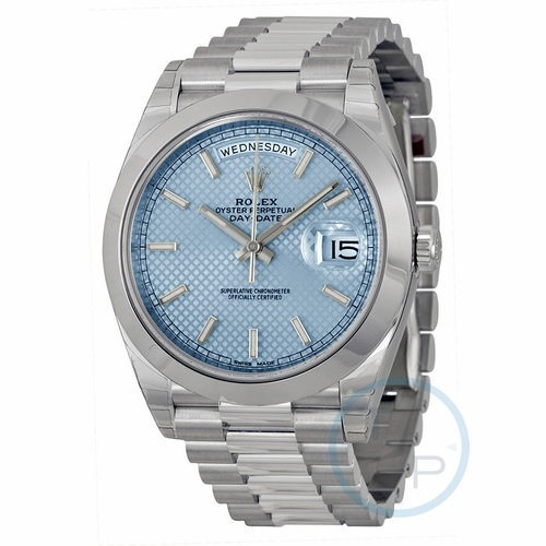 Rolex 228206 Day Date 40 Mens Automatic Watch
