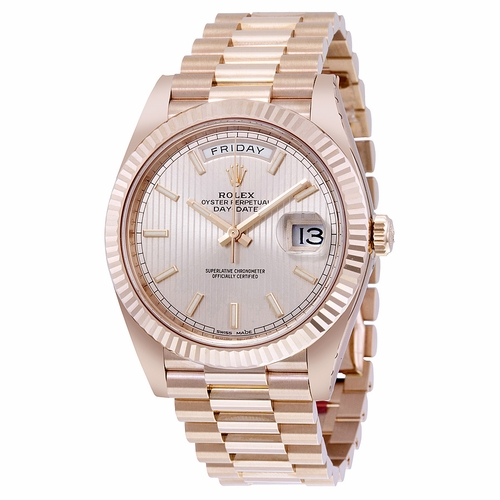 Rolex 228235SNSSP Day-Date 40 Mens Automatic Watch
