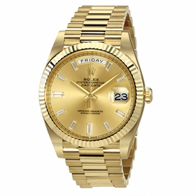 Rolex 228238CDP Day-Date 40 Mens Automatic Watch