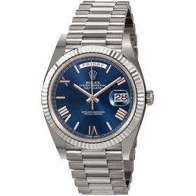 Rolex 228239BLRP Day-Date 40 Mens Automatic Watch