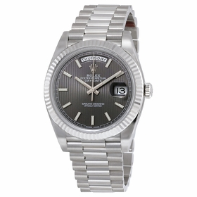 Rolex 228239RSSP Day-Date 40 Mens Automatic Watch