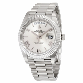 Rolex 228239SQRSP Day-Date 40 Mens Automatic Watch