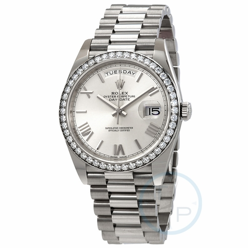 Rolex 228349SRP Day-Date Mens Automatic Watch