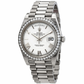 Rolex 228349WRP Day-Date 40 Mens Automatic Watch