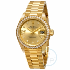 Rolex 279138CRDP Lady-Datejust Ladies Automatic Watch