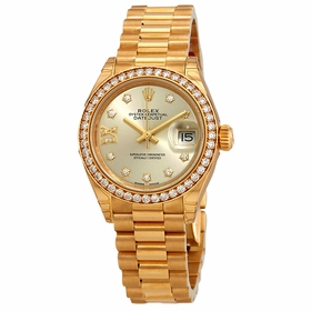 Rolex 279138SRDP Lady Datejust Ladies Automatic Watch