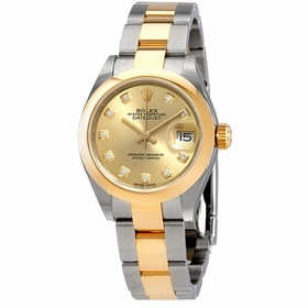 Rolex 279163CDO Lady Datejust Ladies Automatic Watch