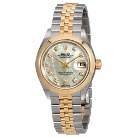 Rolex 279163MDJ Lady Datejust Ladies Automatic Watch