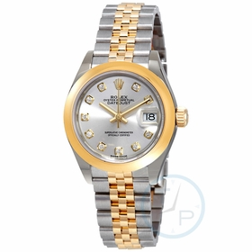 Rolex 279163SDJ Lady Datejust 28 Ladies Quartz Watch