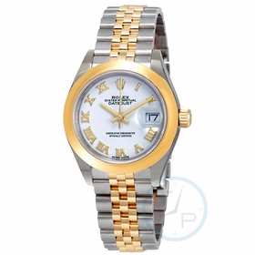 Rolex 279163WRJ Lady Datejust 28 Ladies Automatic Watch