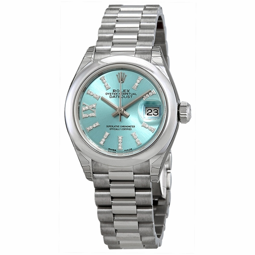 Rolex 279166IBLRDP Lady Datejust 28 Ladies Automatic Watch
