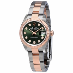 Rolex 279171ODO Oyster Perpetual Datejust Ladies Automatic Watch