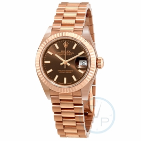 Rolex 279175CHSP Lady-Datejust 28 Ladies Automatic Watch