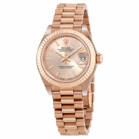 Rolex 279175SNSP Lady-Datejust 28 Ladies Automatic Watch