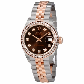Rolex 279381CHDJ Lady Datejust Ladies Automatic Watch