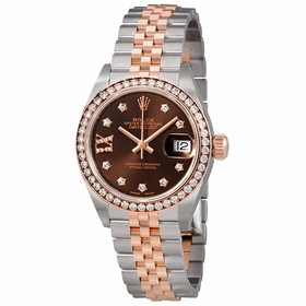 Rolex 279381CHRDJ Lady Datejust Ladies Automatic Watch
