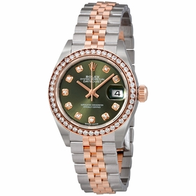 Rolex 279381OGDJ Lady Datejust Ladies Automatic Watch
