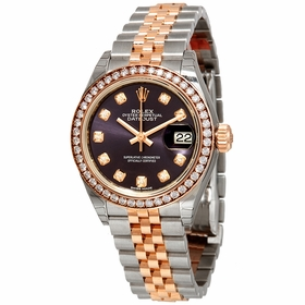 Rolex 279381PUDJ Lady Datejust Ladies Automatic Watch