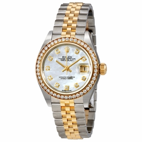 Rolex 279383MDJ Lady Datejust Mens Automatic Watch