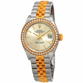 Rolex 279383SSJ Lady Datejust 28 Ladies Automatic Watch