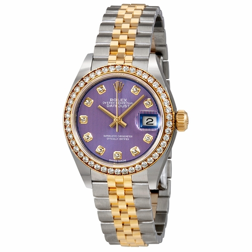 Rolex 279383VDJ Lady Datejust Ladies Automatic Watch