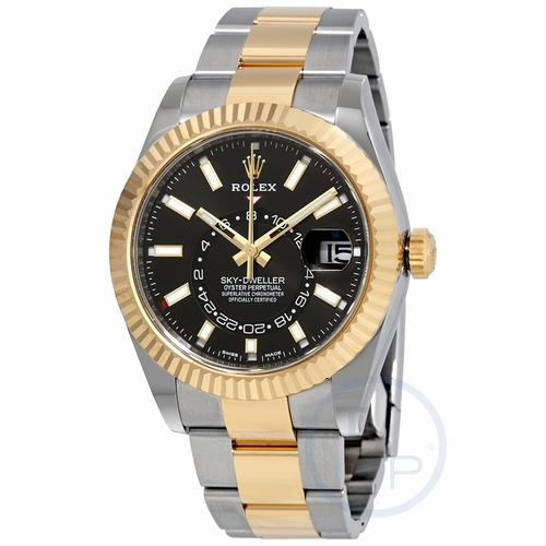 Rolex 326933BKSO Sky-Dweller Mens Automatic Watch