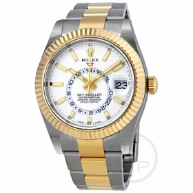 Rolex 326933WSO Oyster Perpetual Sky-Dweller Mens Automatic Watch