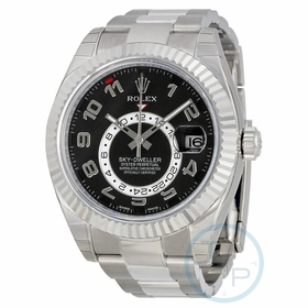 Rolex 326939BKRO Sky Dweller Mens Automatic Watch