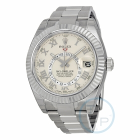 Rolex 326939IVRO Sky Dweller Mens Automatic Watch