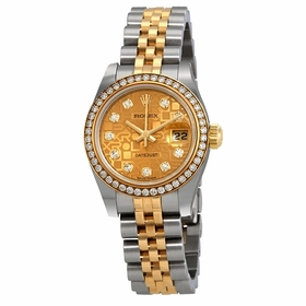 Rolex 79383CJDJ Lady Datejust Ladies Automatic Watch