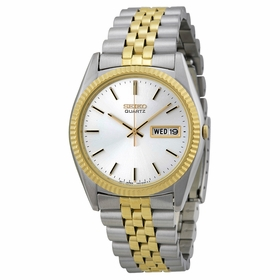 Seiko SGF204 Casual Dress Mens Quartz Watch