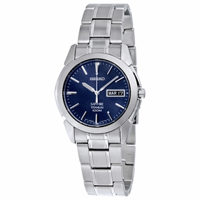 Seiko SGG729 Titanium Mens Quartz Watch