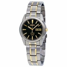 Seiko SGG735 Titanium Mens Quartz Watch