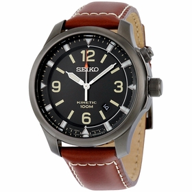 Seiko SKA691 Kinetic Mens Kinetic Watch
