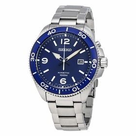 Seiko SKA745 Kinetic Mens Kinetic Watch
