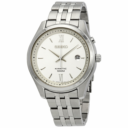 Seiko SKA767P1 Kinetic Mens Quartz Watch