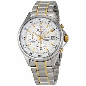 Seiko SKS479 Chrono Mens Chronograph Quartz Watch