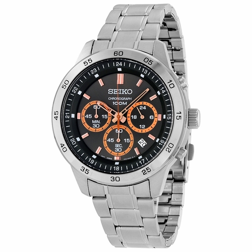 Seiko SKS521  Mens Chronograph Quartz Watch