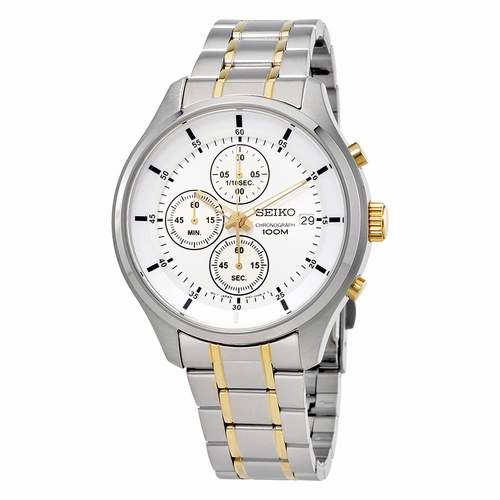 Seiko SKS541  Mens Chronograph Quartz Watch