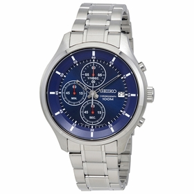 Seiko SKS549 Chronograph Mens Chronograph Quartz Watch