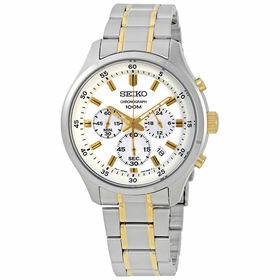Seiko SKS589  Mens Chronograph Quartz Watch