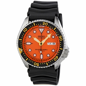 Seiko SKX011J1 Diver Mens Automatic Watch