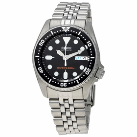 Seiko SKX013K2 Diver Mens Automatic Watch