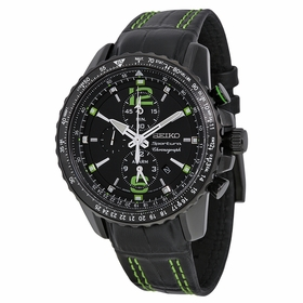 Seiko SNAE97 Sportura Mens Chronograph Quartz Watch