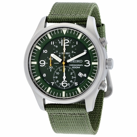 Seiko SNDA27 Chronograph Mens Chronograph Quartz Watch